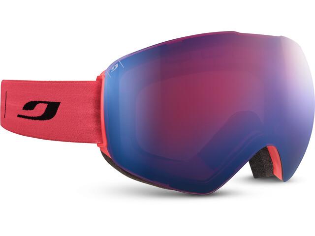 Julbo Spacelab Goggles, rojo/azul